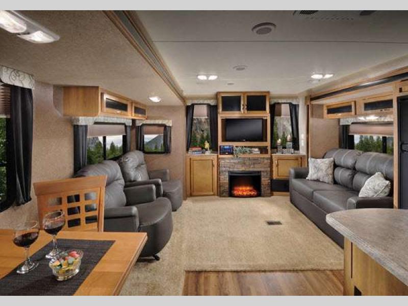 Coachmen Catalina Travel Trailer Interior