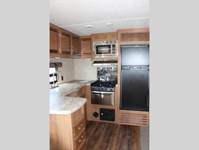 Coachmen Catalina Travel Trailer Kitchen