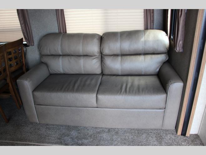 Coachmen Catalina Travel Trailer Sofa