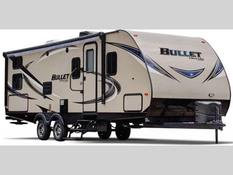 Bullet Premier Travel Trailer