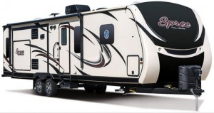 Spree Travel Trailer