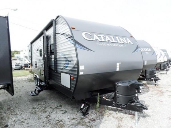 Catalina Legacy travel trailer